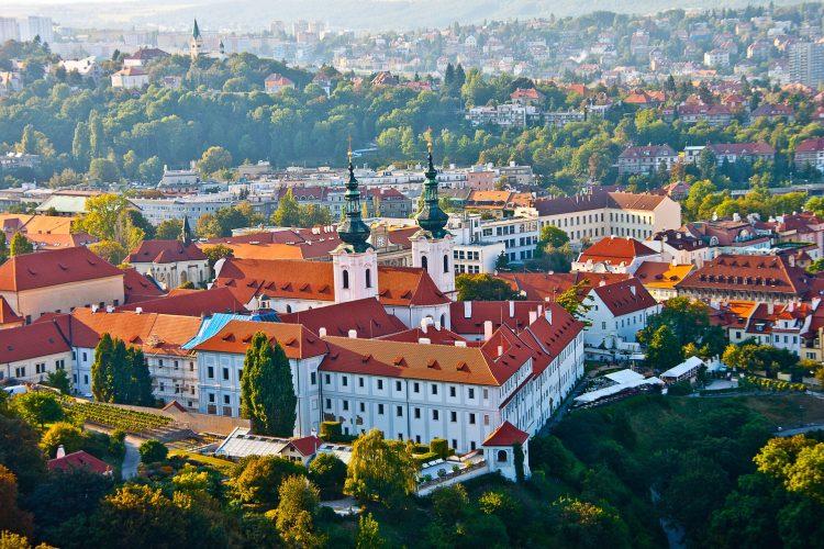 Плюсы компании в Чехии