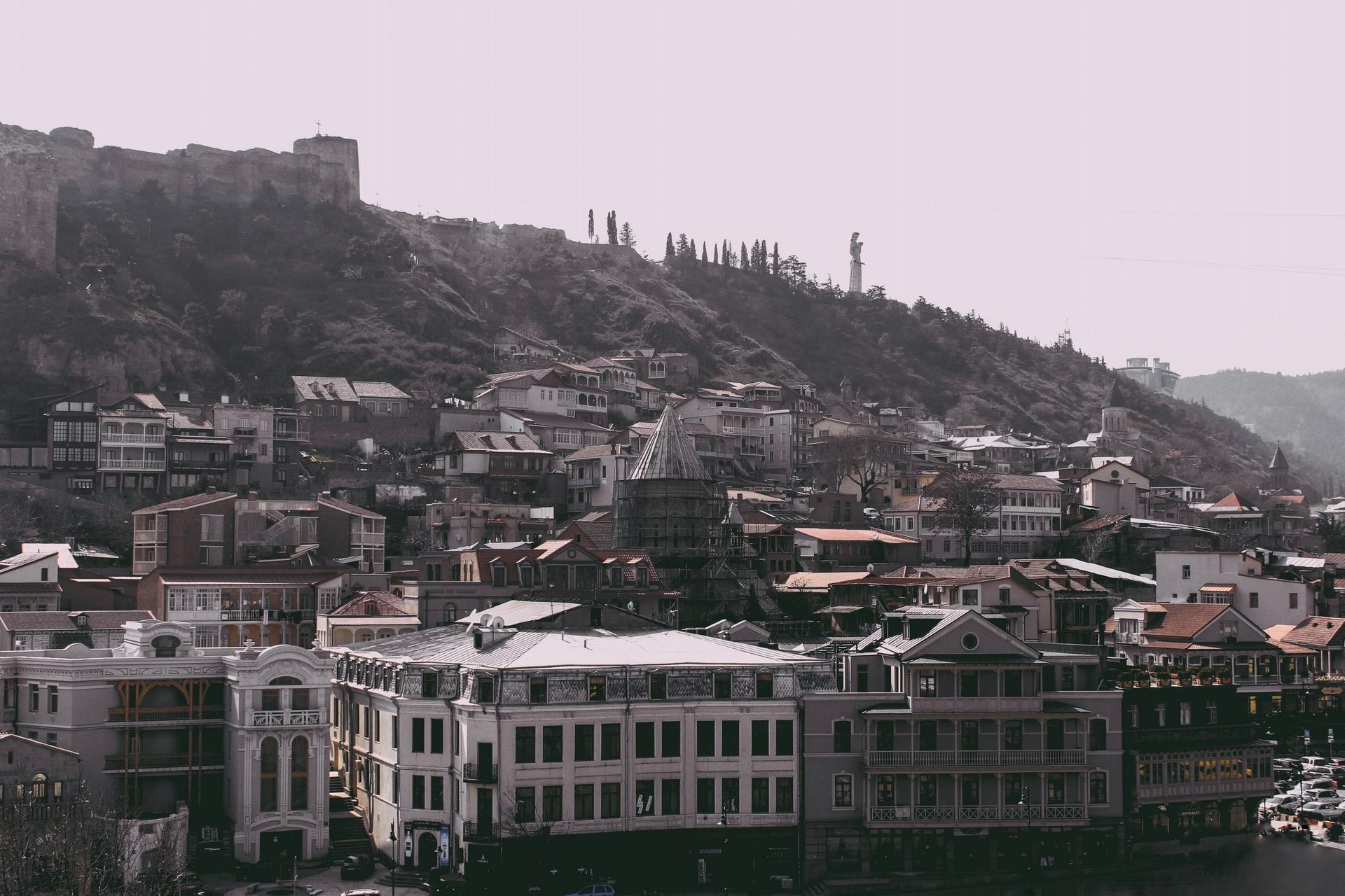Покупка недвижимости, Грузия