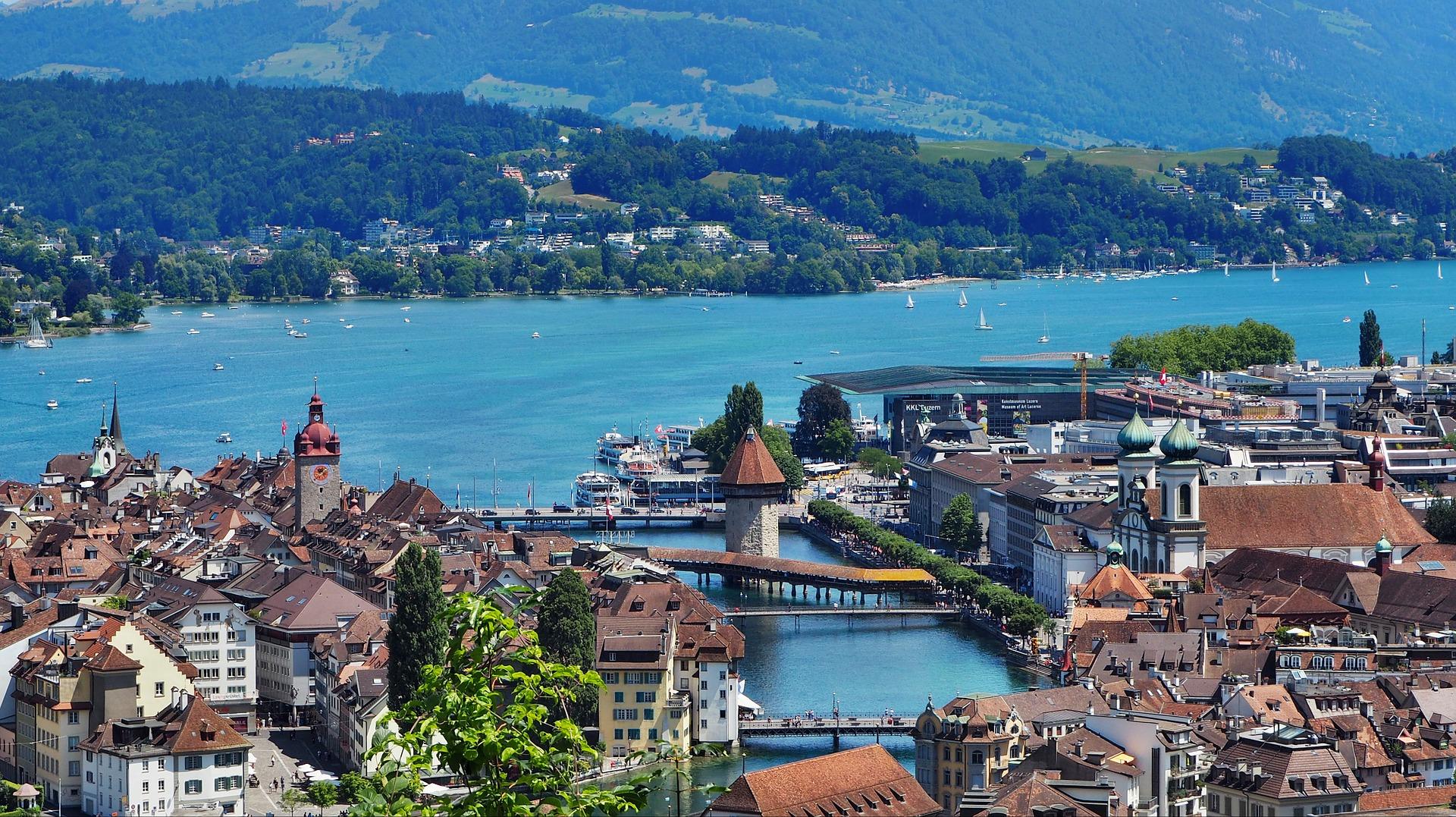 Фирма в Швейцарии - фото