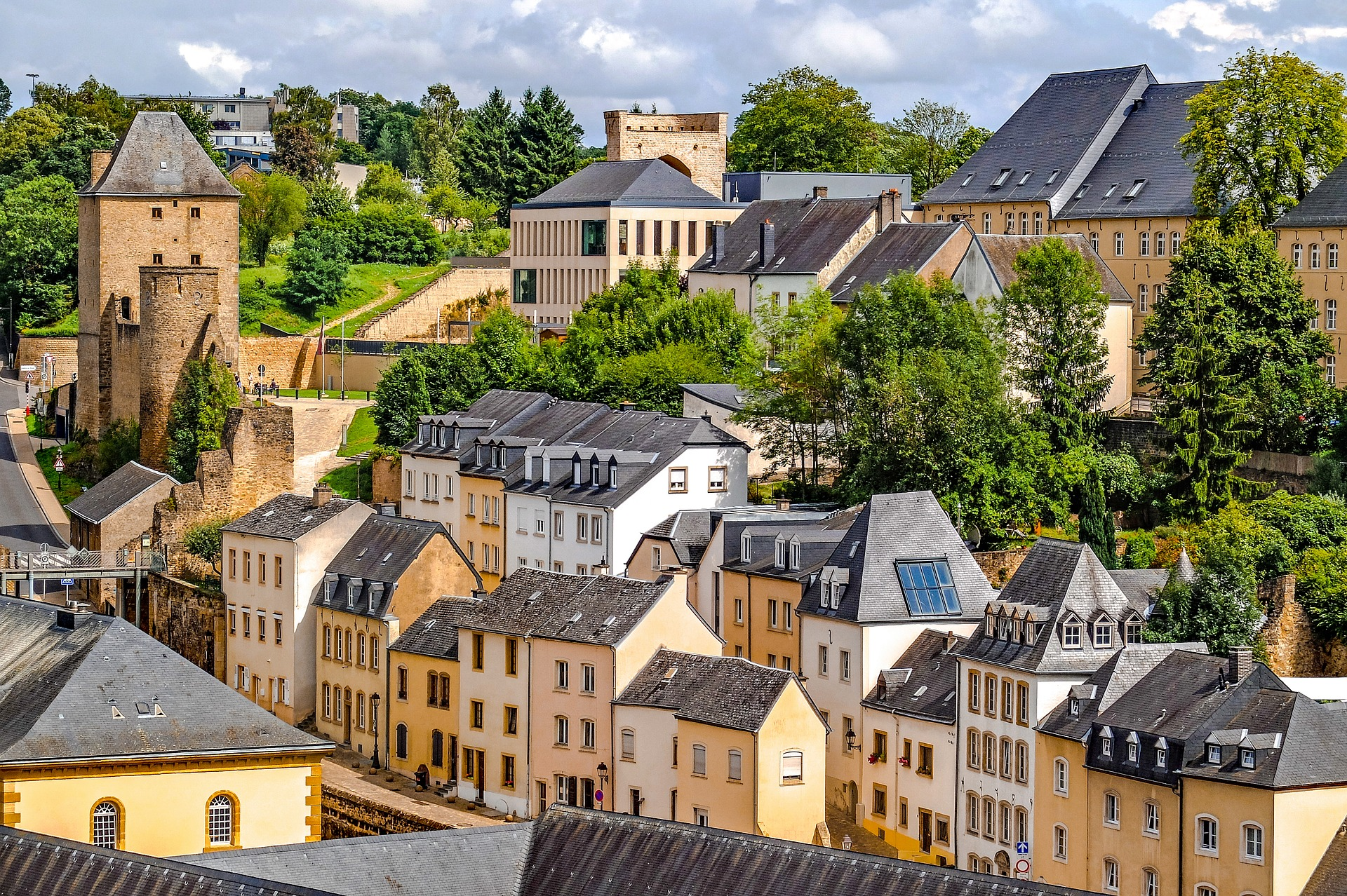 Акционерное общество в Люксембурге - открытие