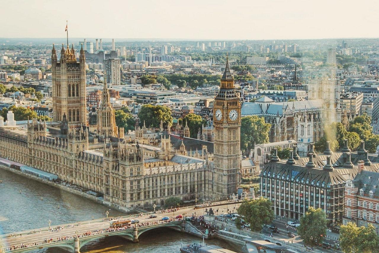 Налоги в UK