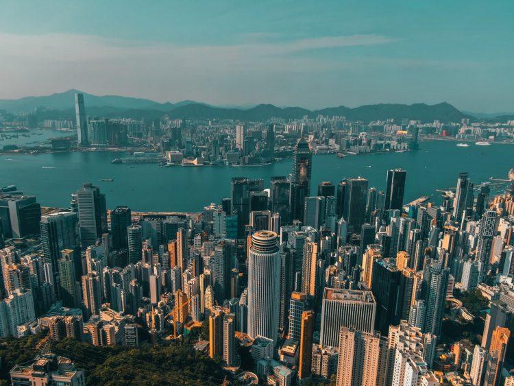 Счет в банке для гонконгской компании