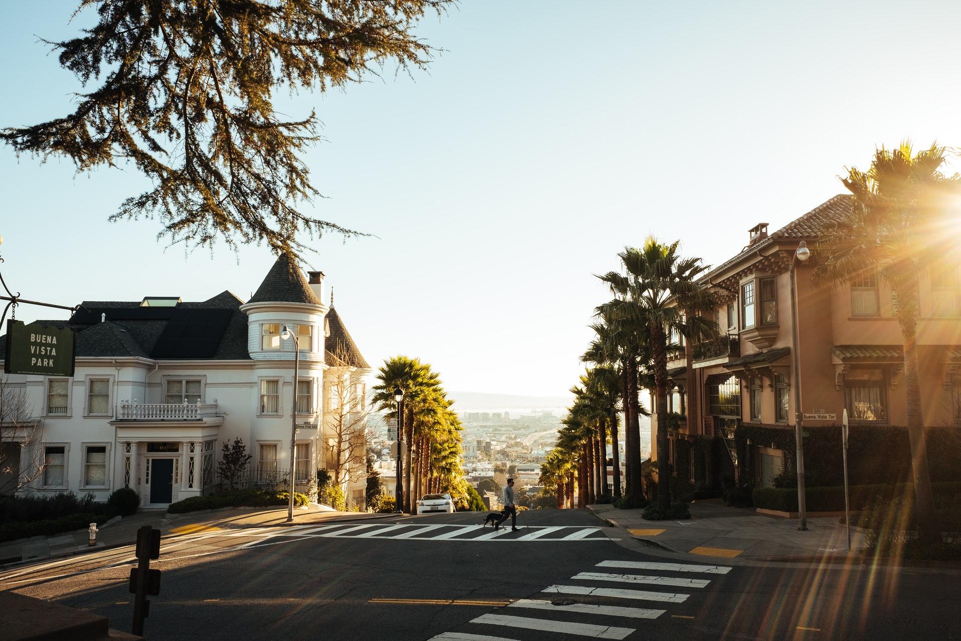 Бизнес в Калифорнии, США