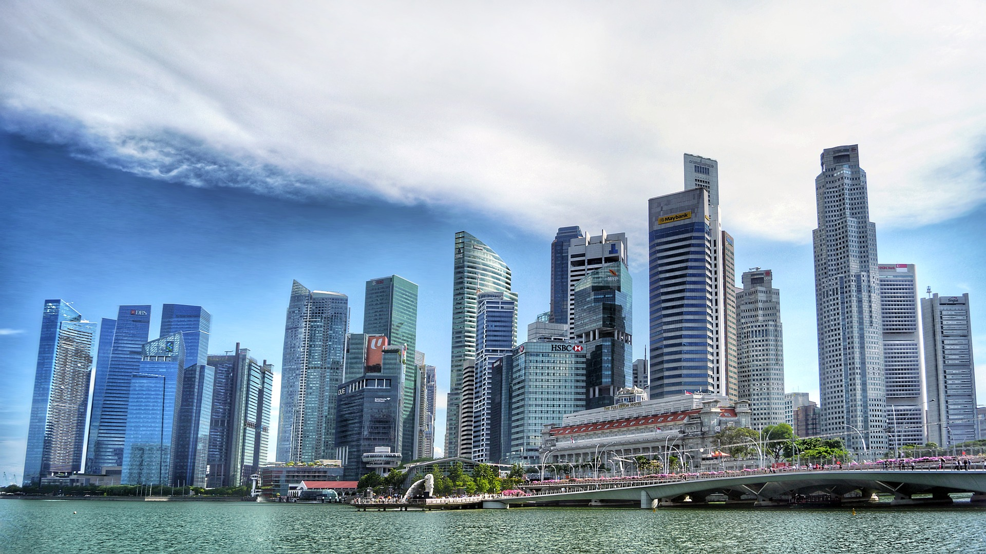 Сингапурский стартап