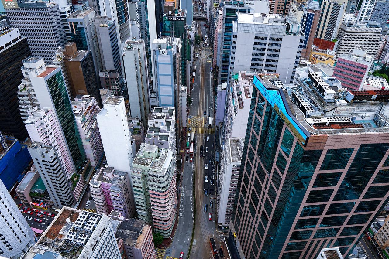 Оффшорная зона Гонконг