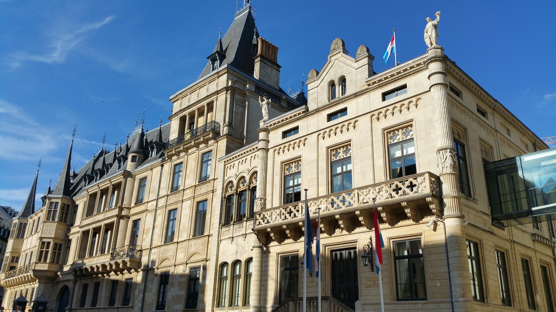 Счет в Люксембурге