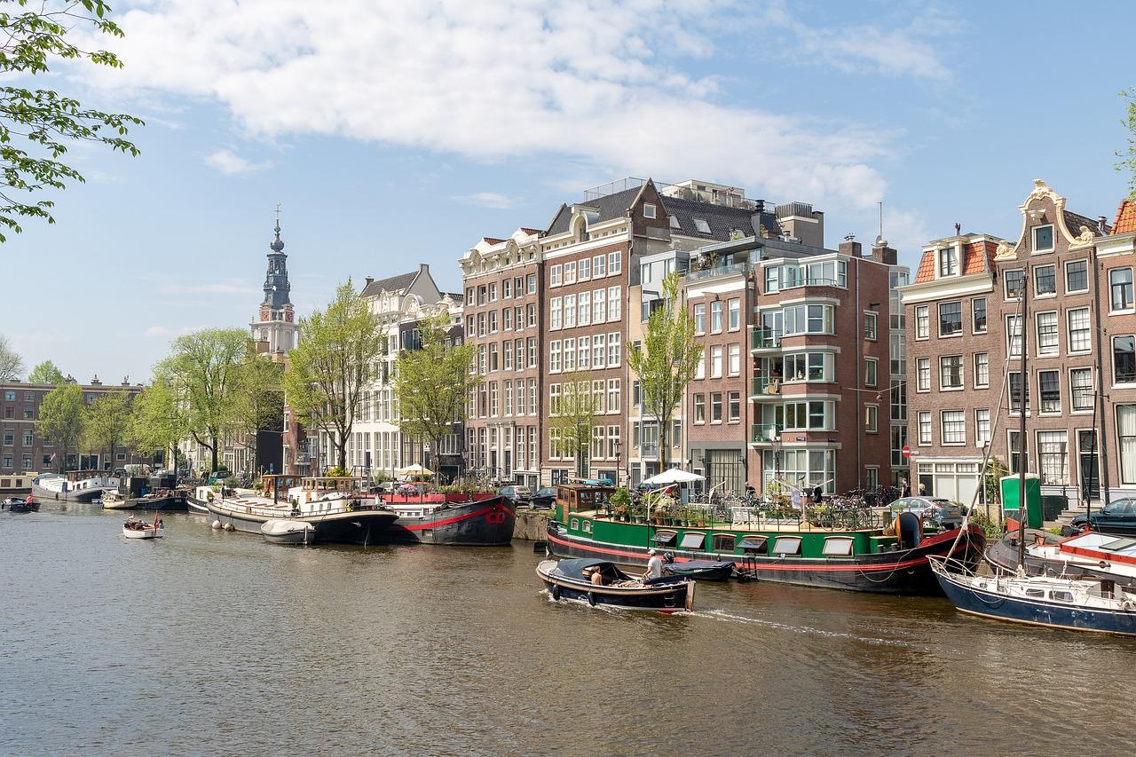Счет IBAN в Нидерландах