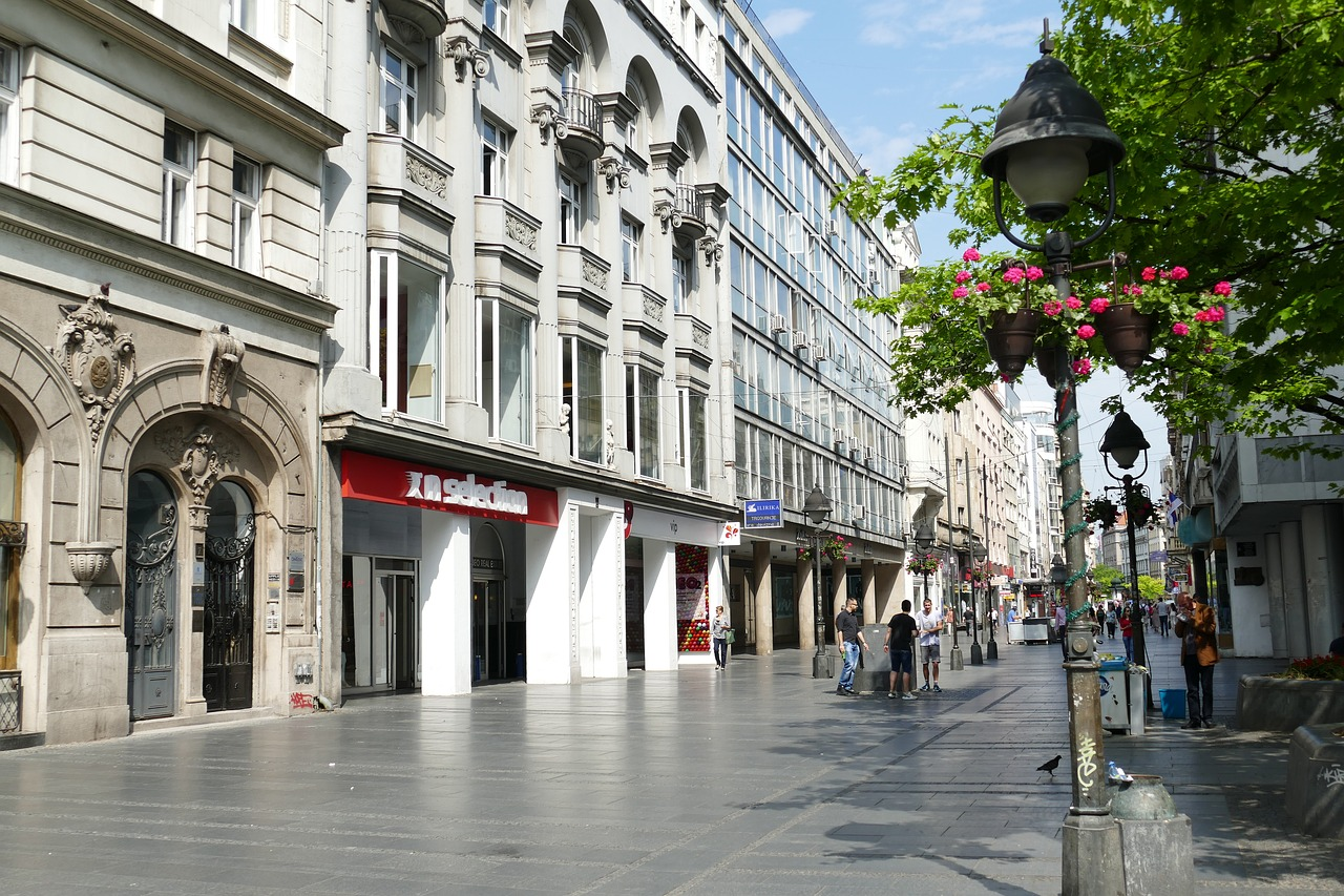 Инвестиции в Сербии