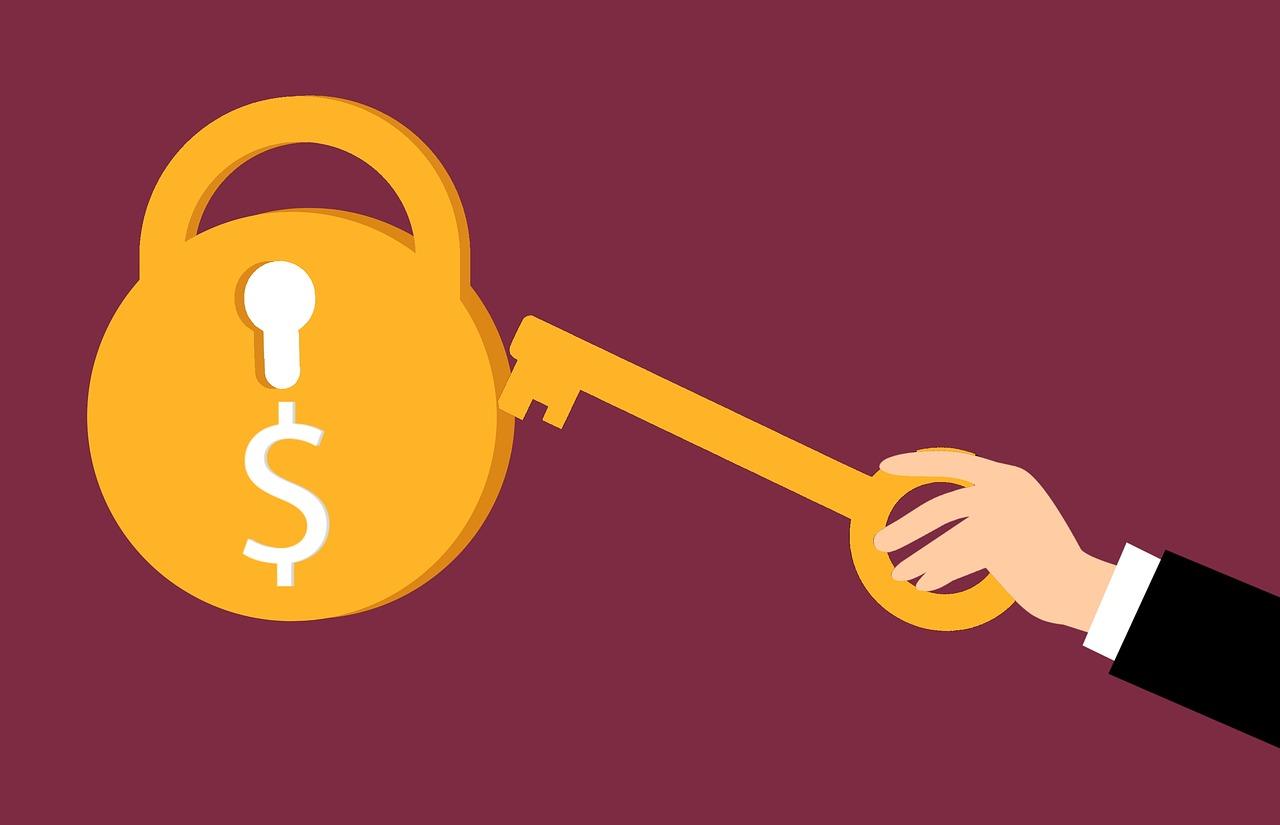Блокировка банковского счета