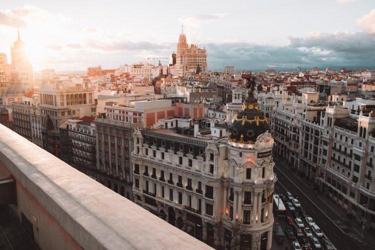 Компания в Испании - помощь