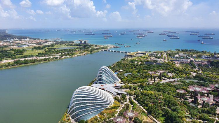 Открыть компанию в Сингапуре и открыть счет в Гонконге
