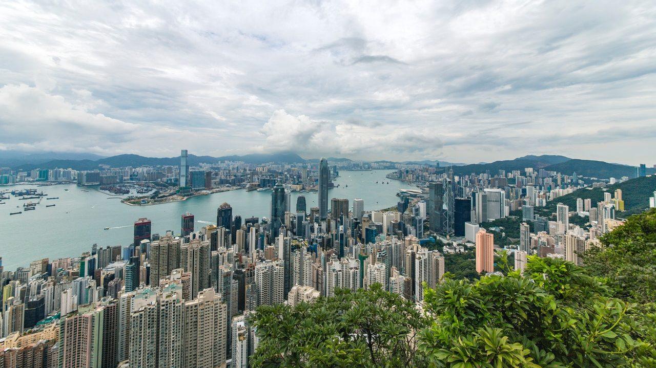 Компания и счет в Гонконге