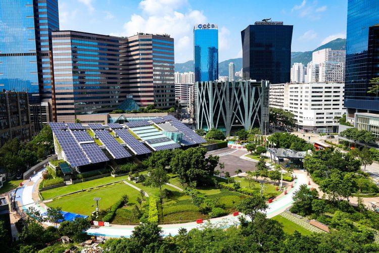 Офис в Гонконге