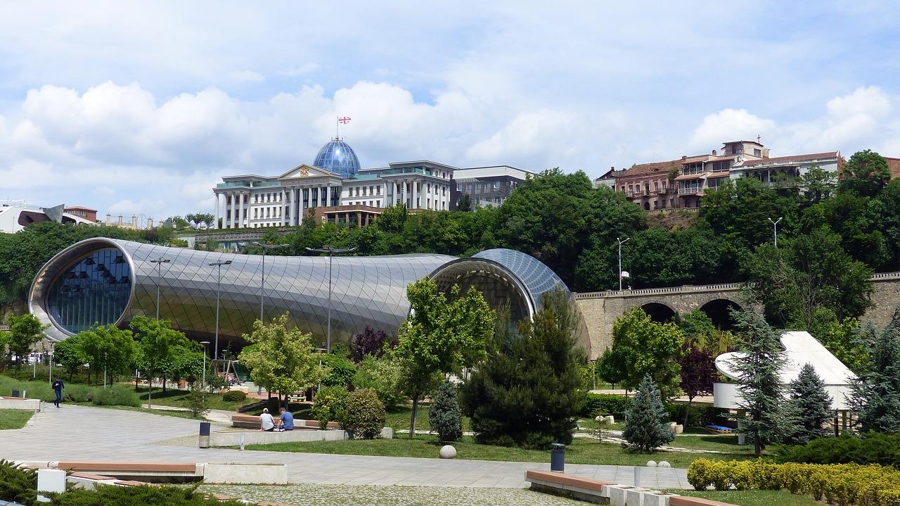 Компания для бизнеса в Грузии
