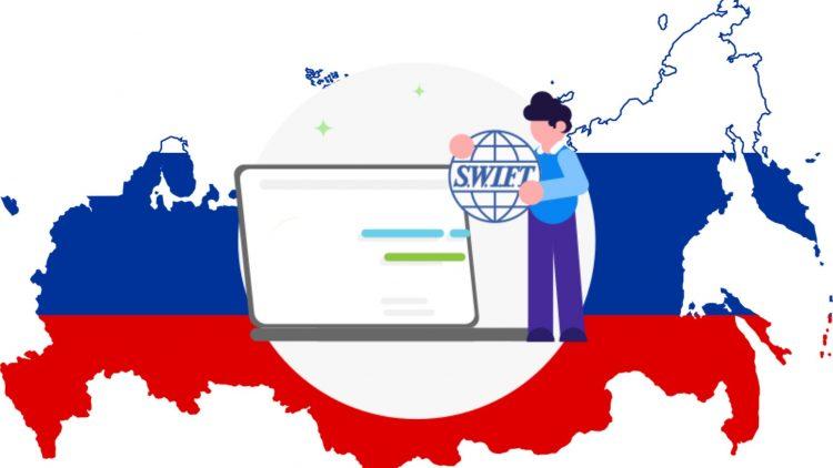 Запрет Swift в России