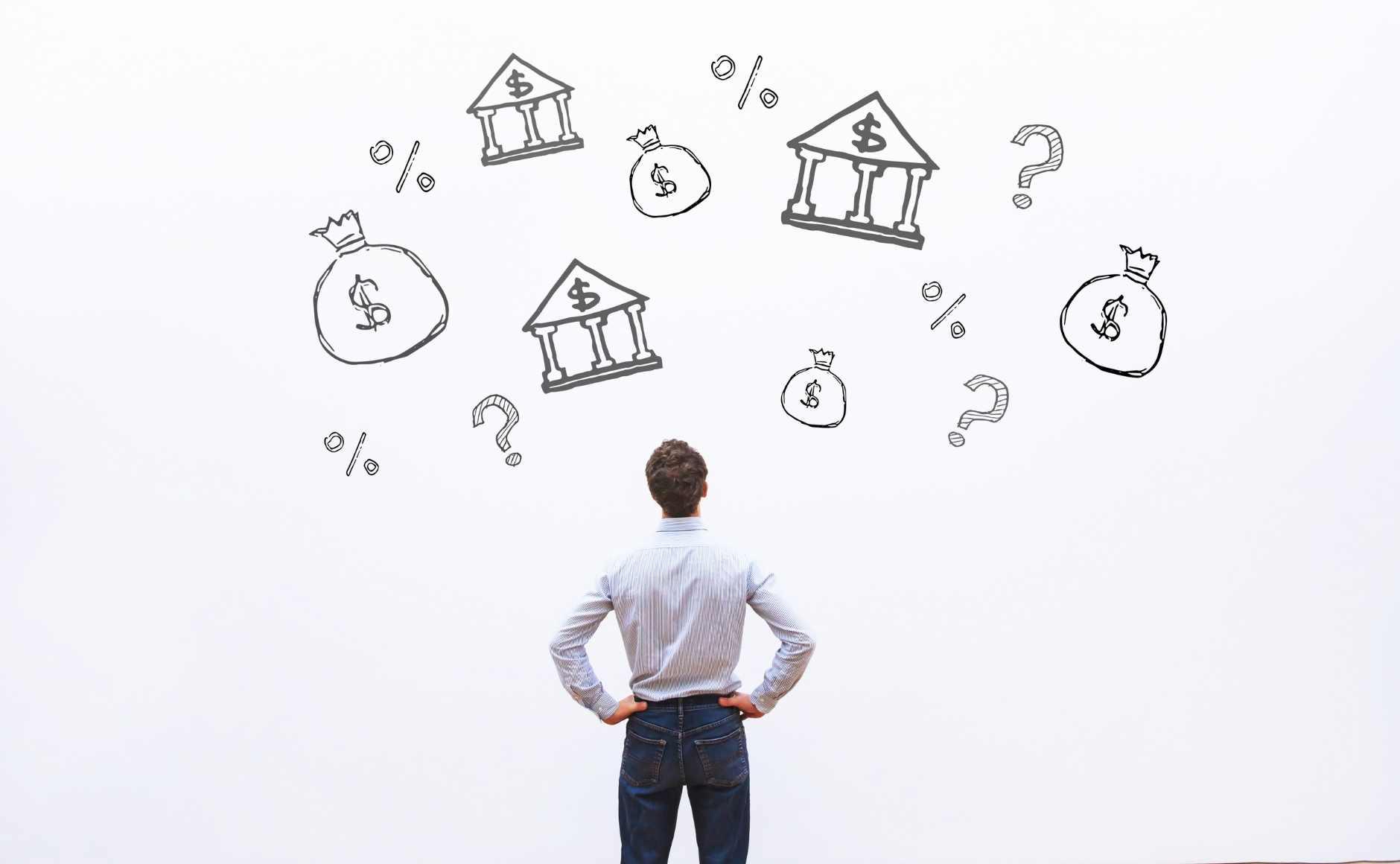 Выбор счета в иностранном банке картинка
