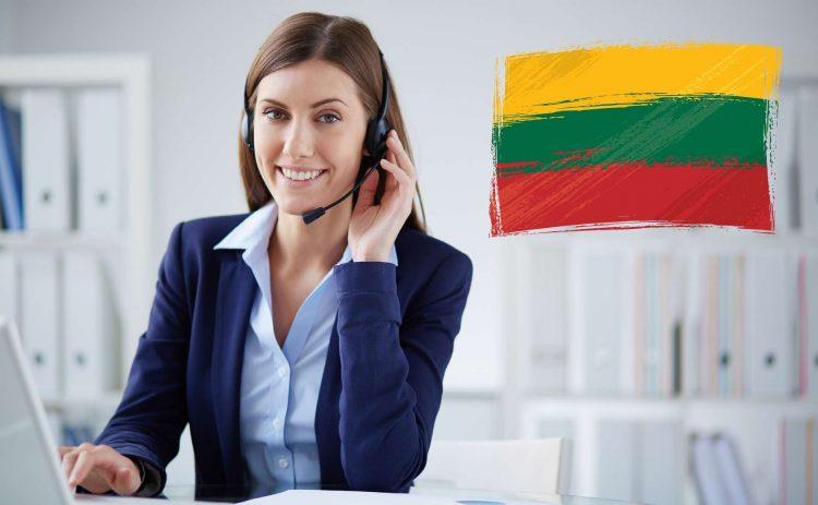 Картинка компания в Литве - помощь