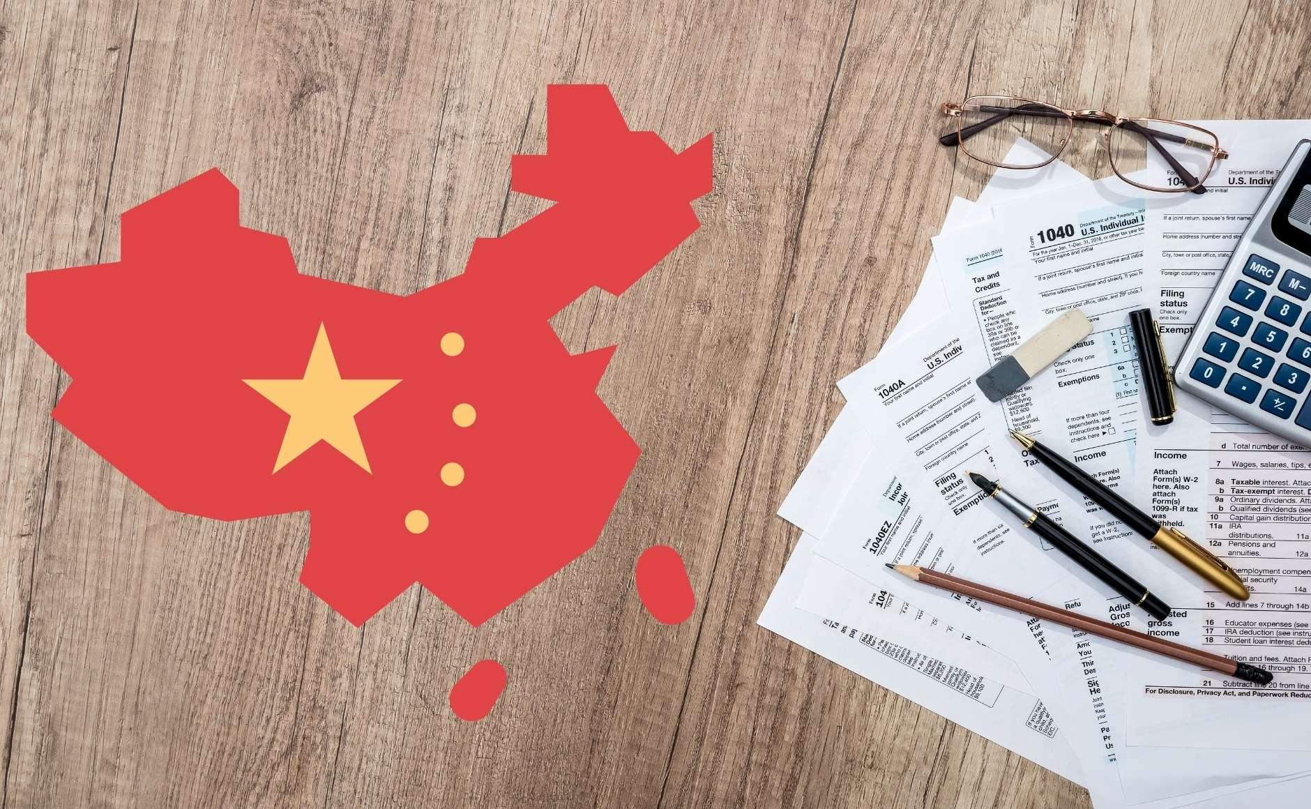 Налогообложение в Китае - картинка