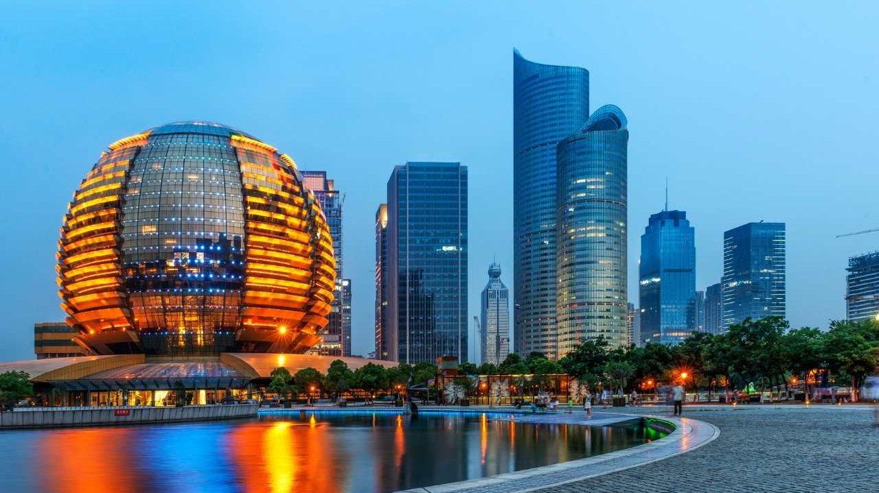 Компании в Китае