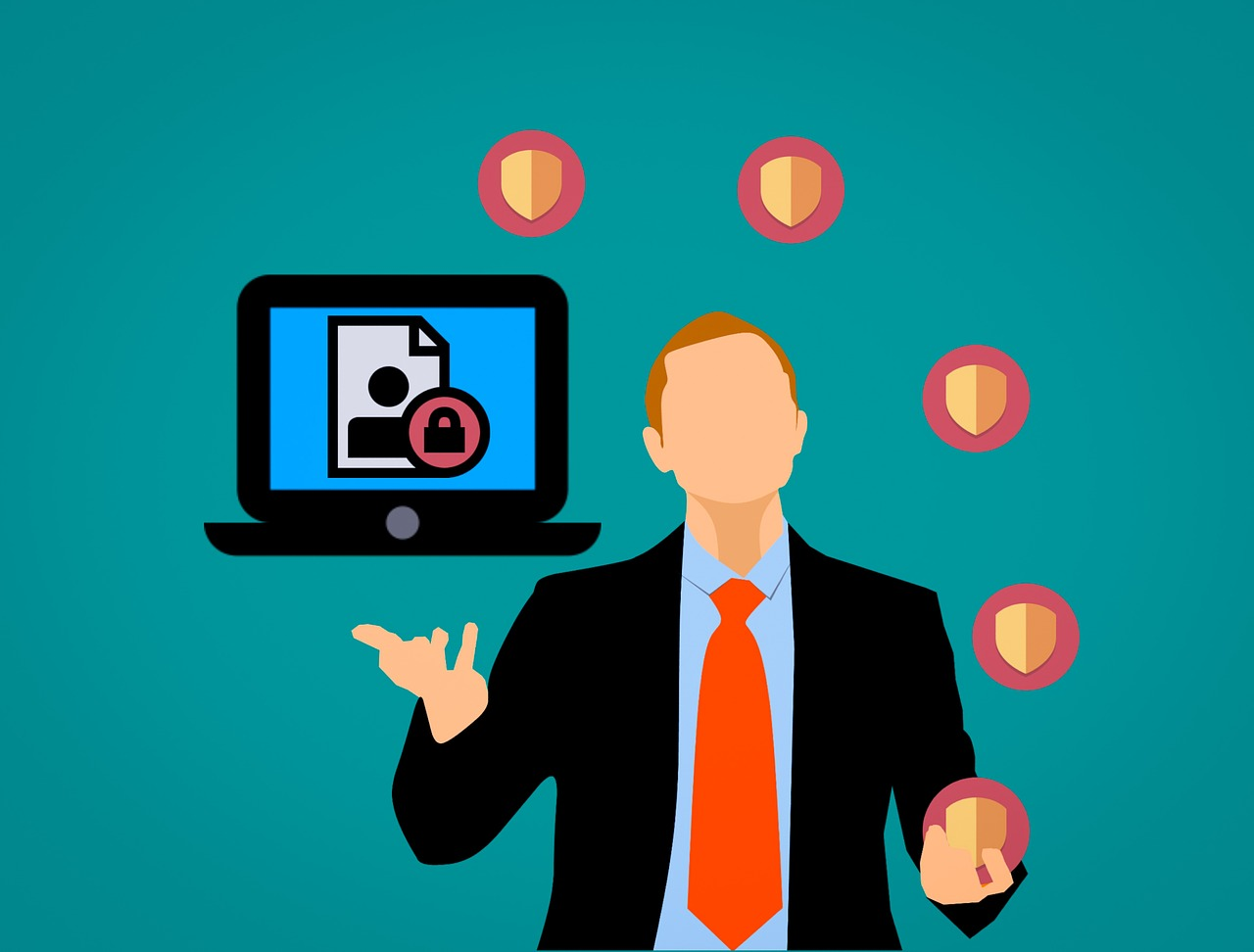 Защита информации о владельцах компании