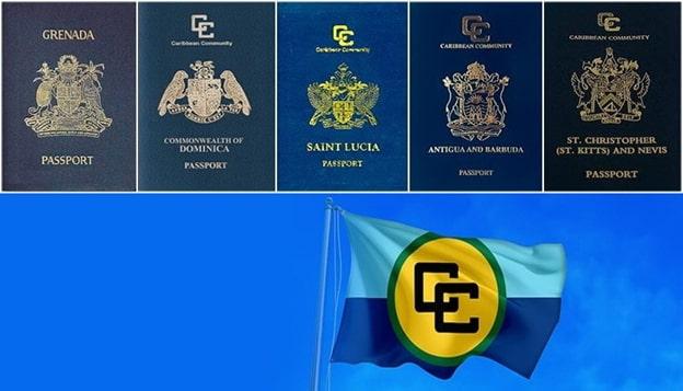 Паспорт КАРИКОМ
