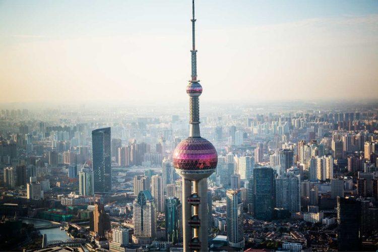 Компания в Китае