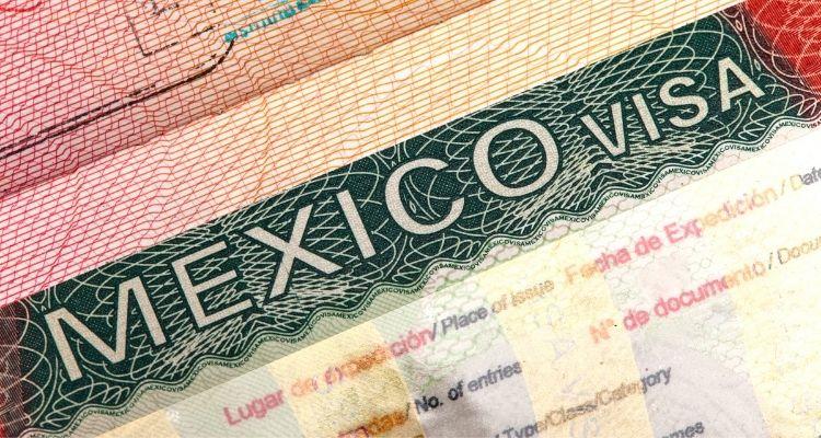 ВНЖ Мексики