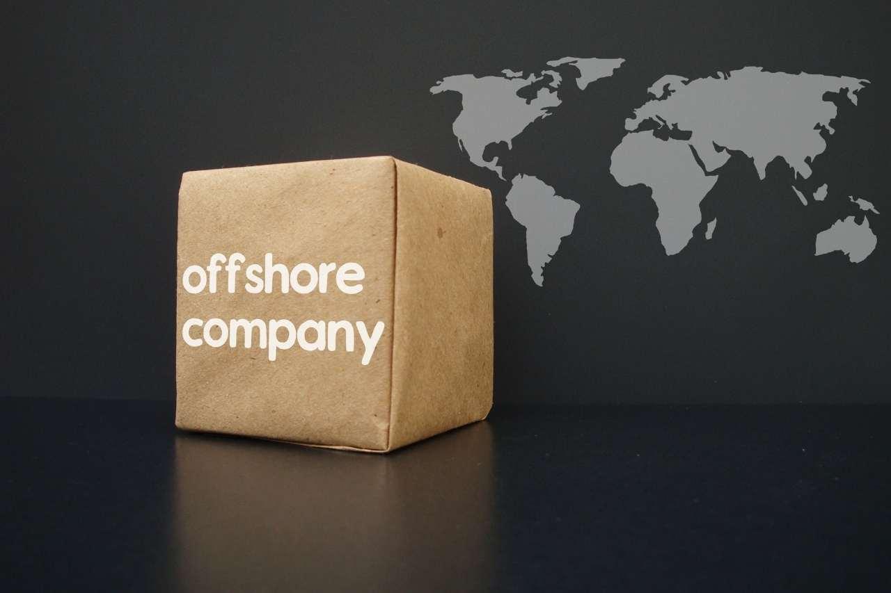 Картинка - оффшорные компании