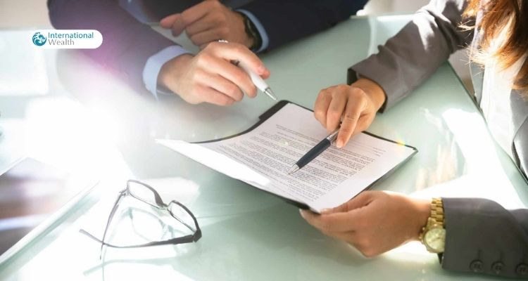 Документы иностранной компании