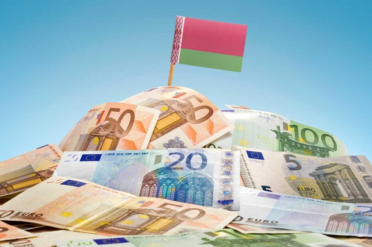 Счет в банке Беларуси