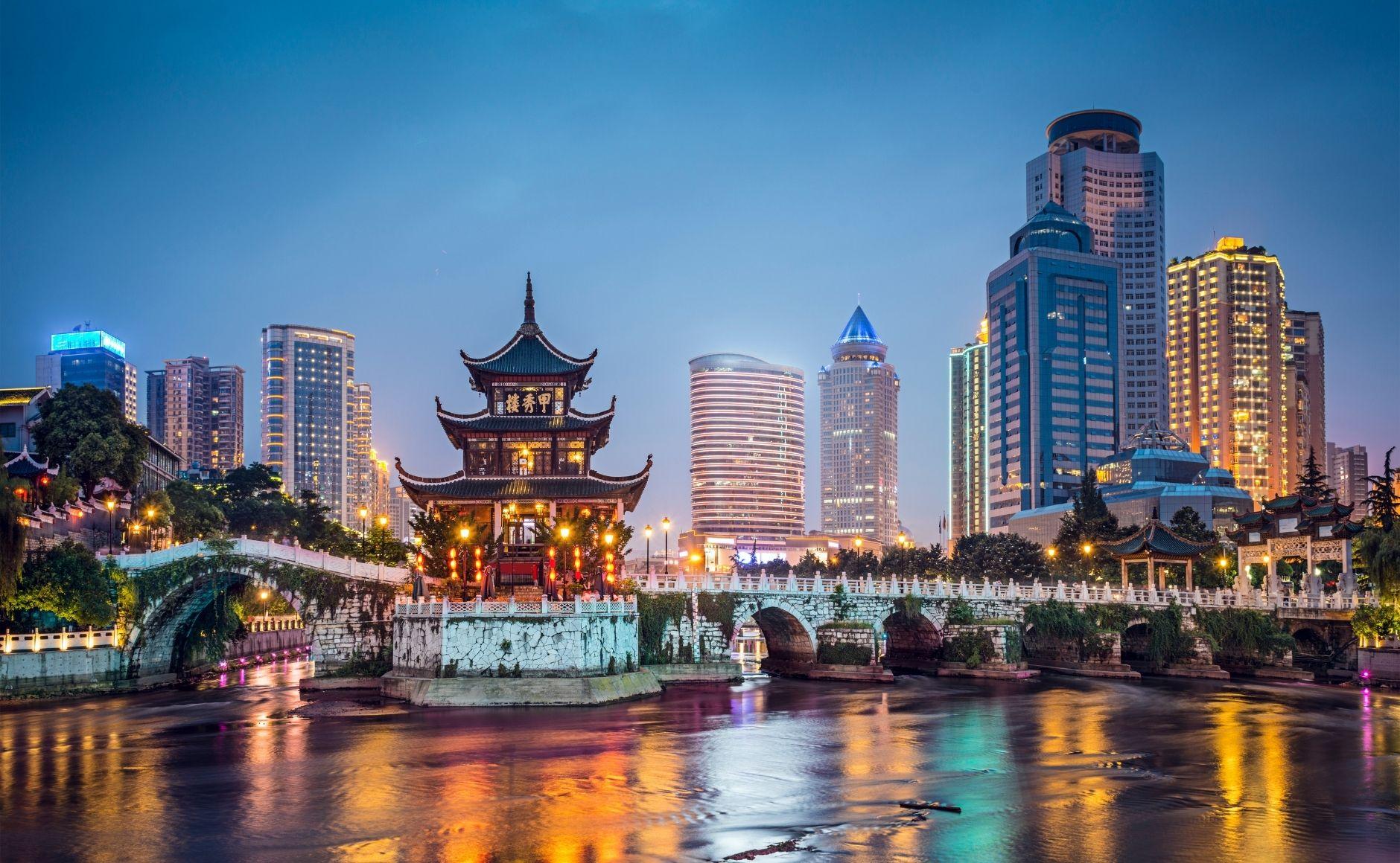 Бизнес в сфере услуг в КНР