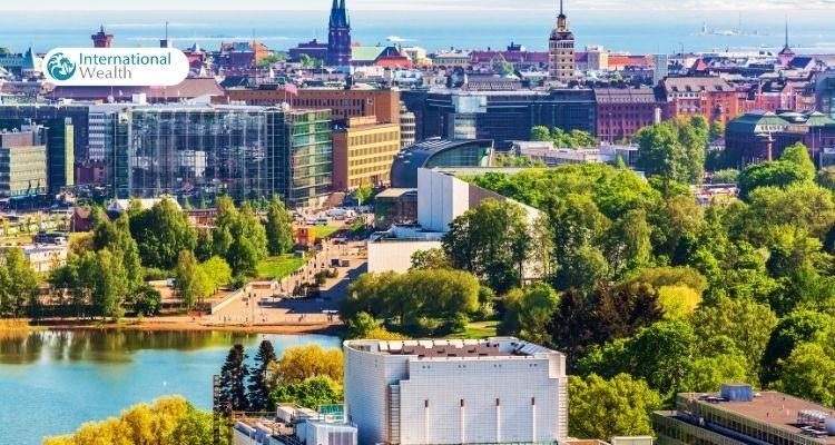 Компания в Финляндии