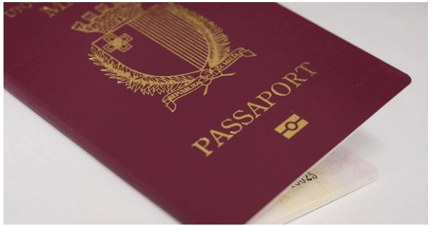 Паспорт Мальты - картинка