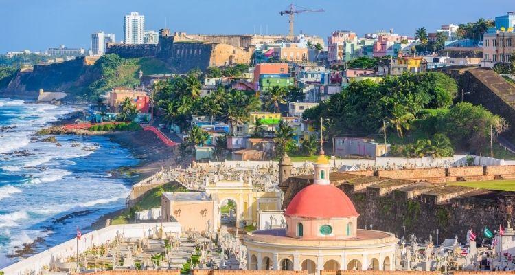 Счет в Пуэрто-Рико