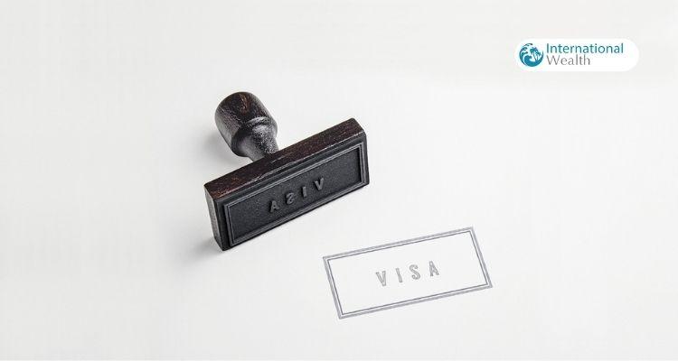 Бизнес виза картинка