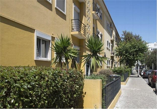 Двухкомнатные апартаменты в Алваладе