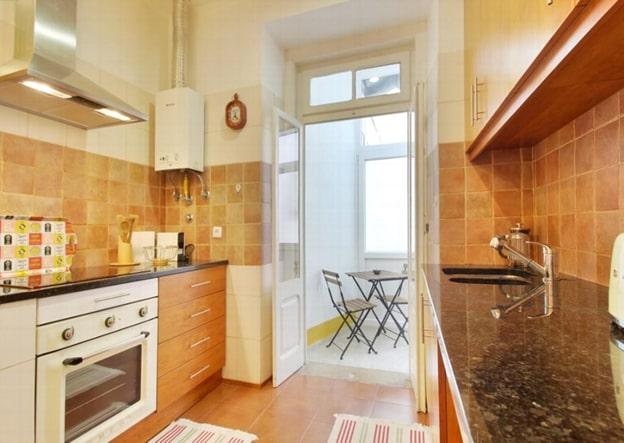Двухкомнатные апартаменты в Арройосе