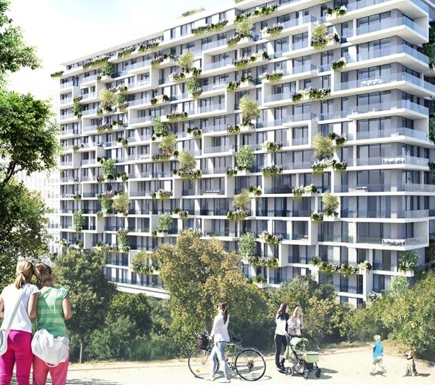 Апартаменты в составе жилого комплекса Martinhal Residences