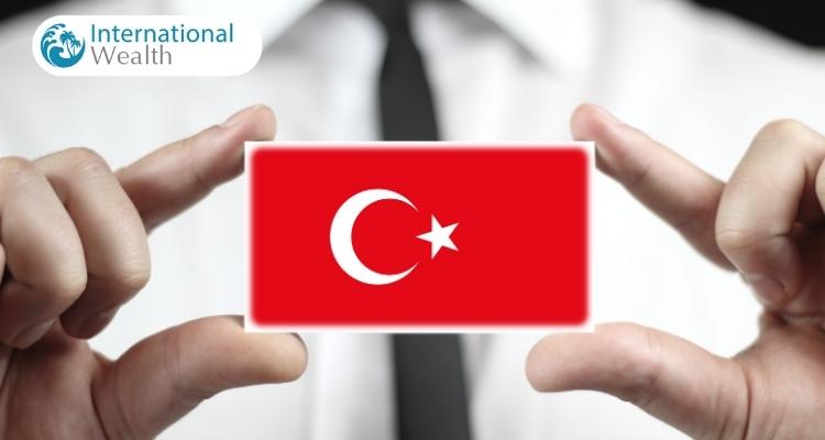 Компания и счет в Турции