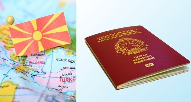 Гражданство Македонии