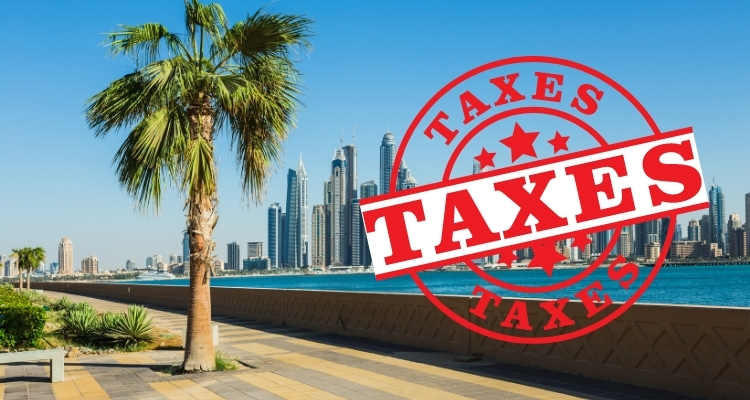 Налоги в ОАЭ