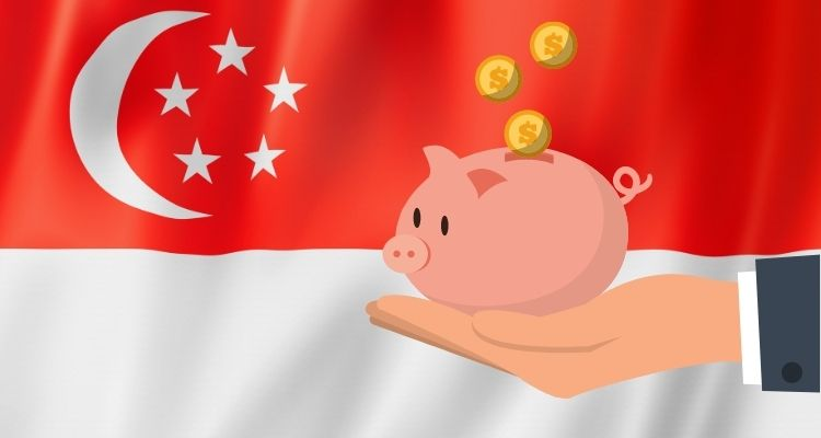 Счет в банке Сингапура
