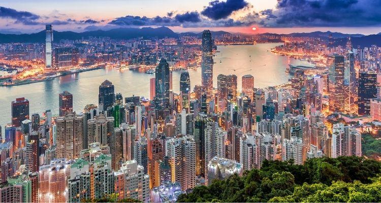 Стартап Виза Гонконг
