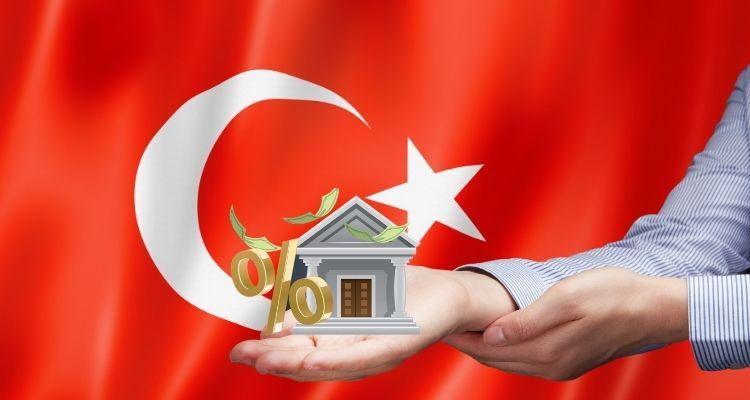 Счет в Турции