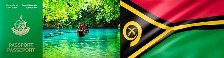 Vanuatu passport