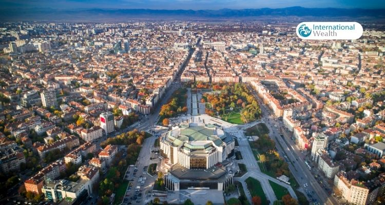 Филиалл в Болгарии
