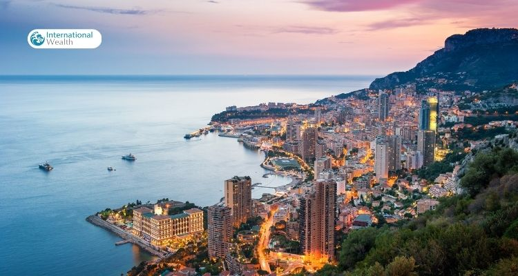 Residence of Monaco