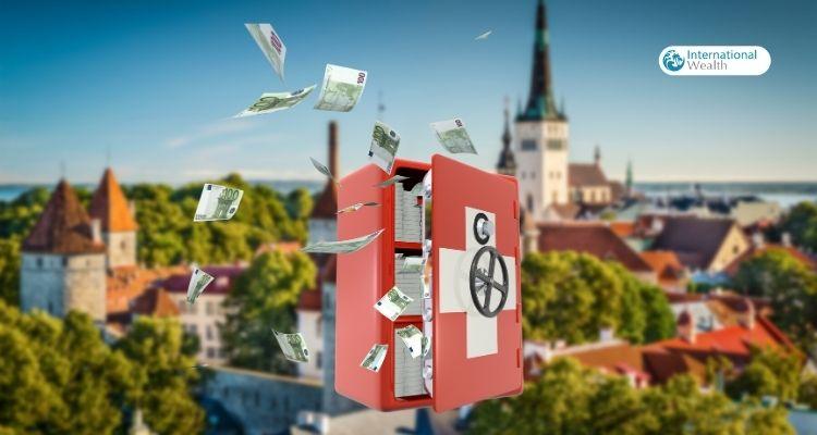Эстония + счет в Швейцарии - фото