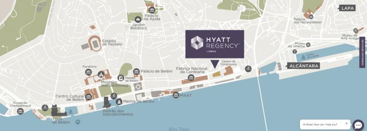 Hyatt Regency Lisbon Residences