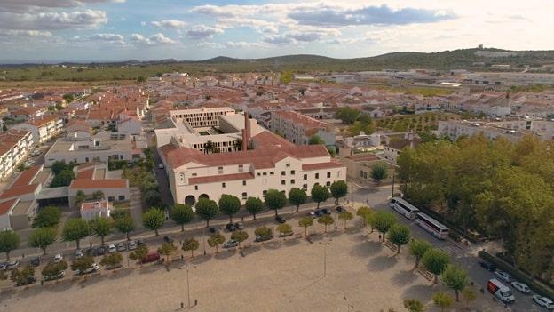 Отель Alentejo Marmoris Hotel & Spa